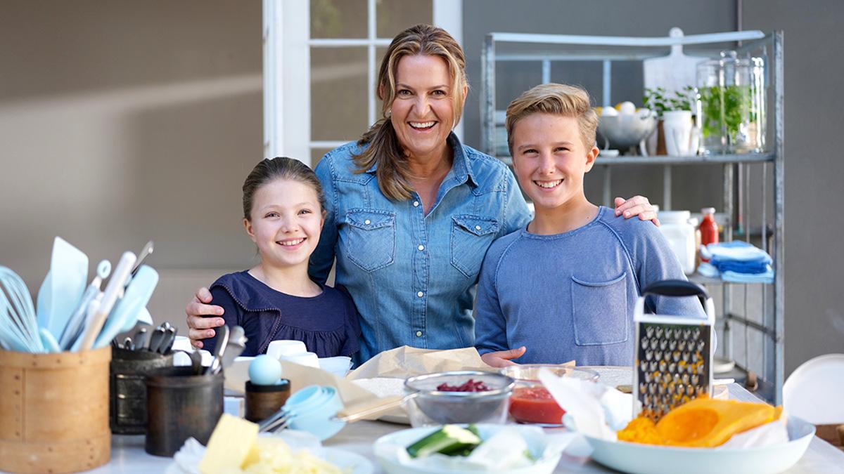 Donna Hay gotuje z dziećmi