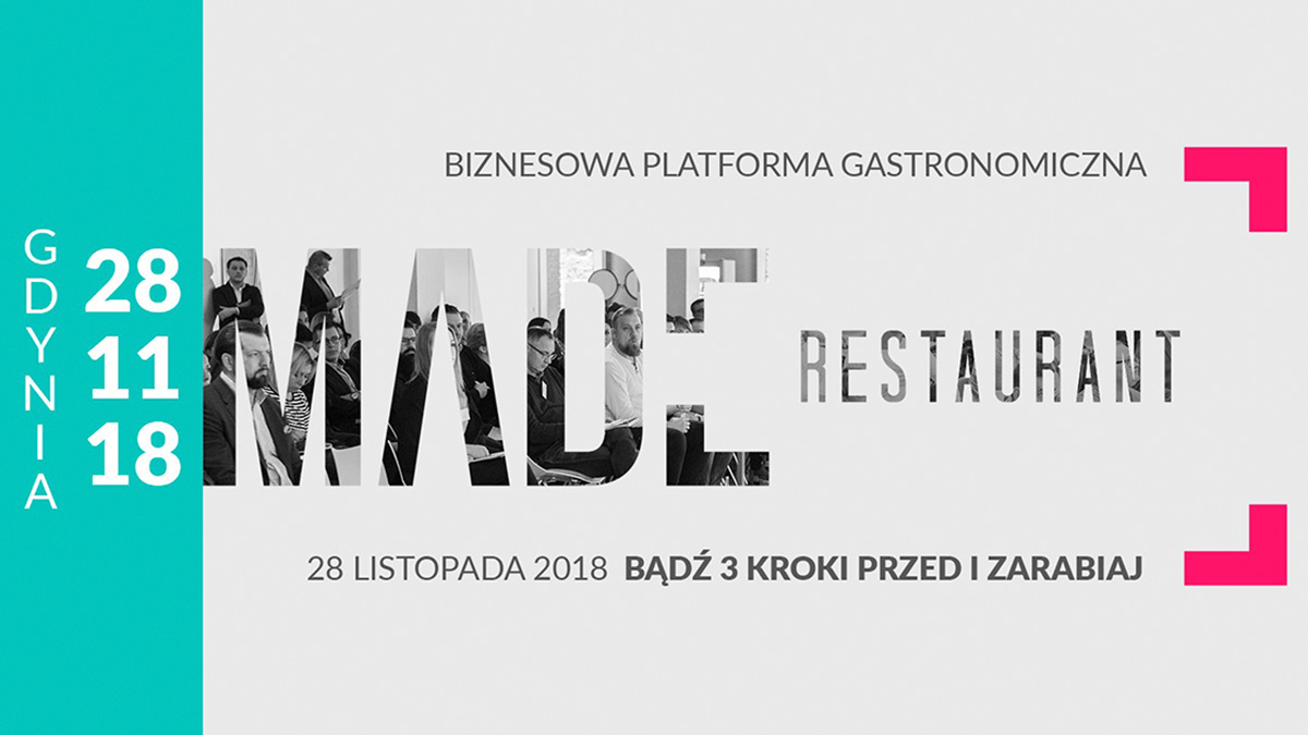 Dołącz do MADE Restaurant