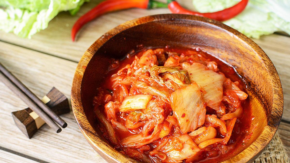Kuchnia Koreańska Kuchnia