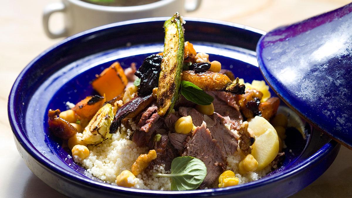 Kuchnia Marokańska Kuchnia