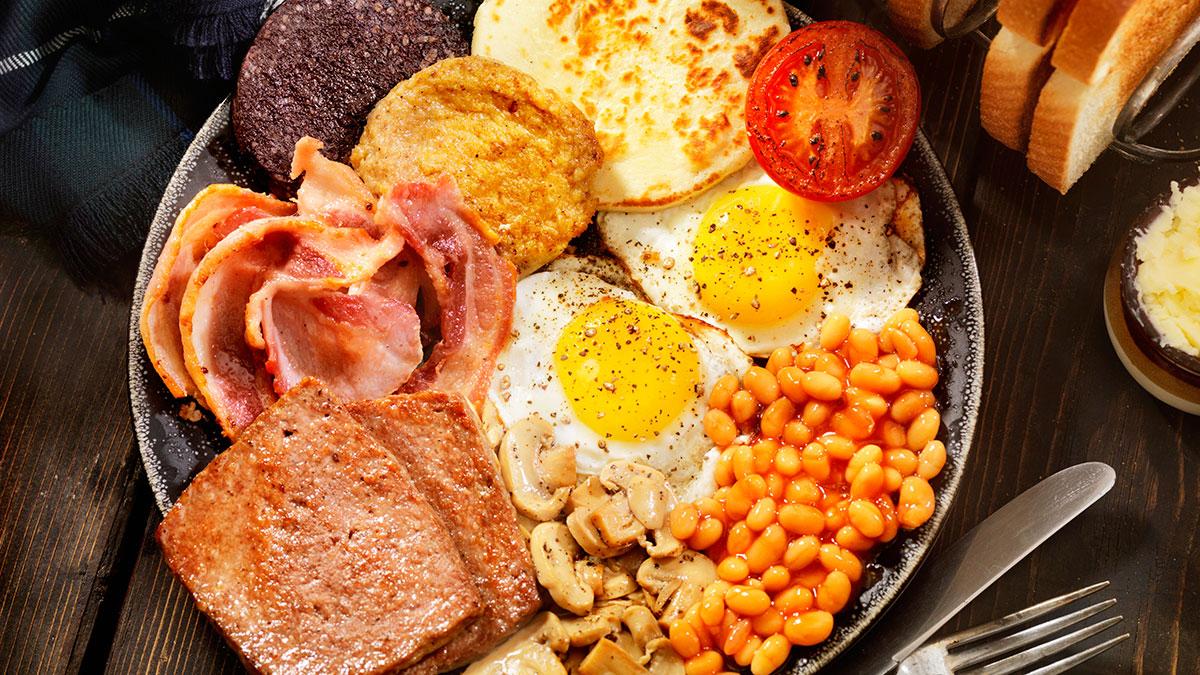 Kuchnia Wielkiej Brytanii Kuchnia