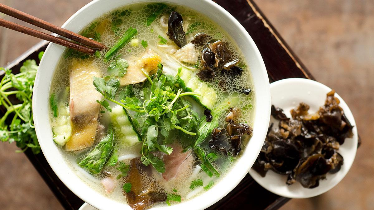 Kuchnia Wietnamska Kuchnia