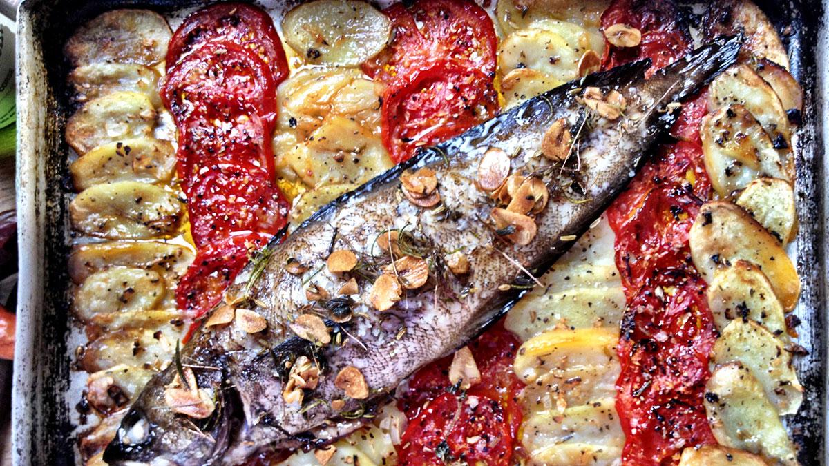 Kuchnia Wysp Morza śródziemnego Kuchnia