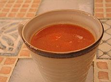 Błyskawiczna zupa pomidorowa