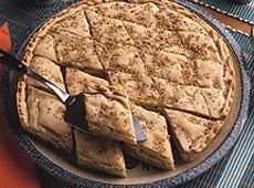 Ciasto na słono z nadzieniem z cukinii i ziemniaków