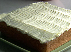 Ćwierćkilogramowe ciasto