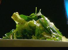 Sałata lodowa po chińsku