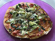 Pizza - pita
