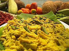 Kremowe curry warzywne