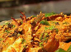 Curry z homarów
