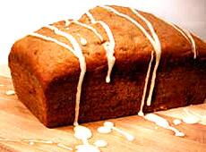 Chleb bananowy z białą czekoladą