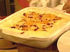 Ziemniaki a la dauphinoise