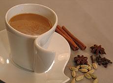 Kawa pachnąca Indiami