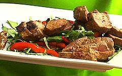 Polędwiczki jagnięce po marokańsku