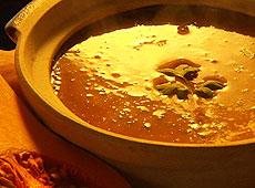 Tajska zupa z dyni