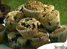 Muffinki, czyli amerykańskie babeczki