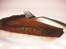 Tarta czekoladowa na czekoladowym cieście
