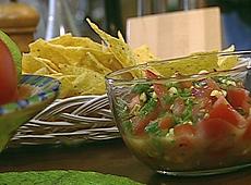 świeża salsa