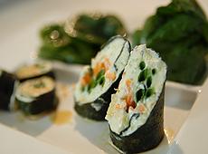 Roladki a la sushi