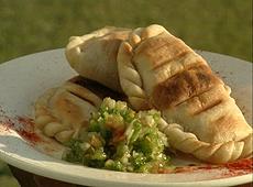 Empanady z grilla