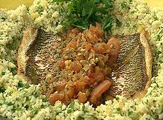 Ryba z kuskusem
