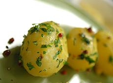 Sosy do gotowanych ziemniaków