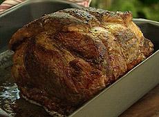 Tradycyjna pieczeń wołowa
