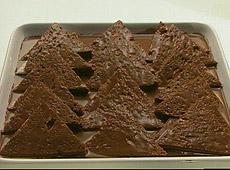 Czekoladowy pudding chlebowo-maślany