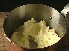 Puree z ziemniaków
