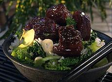 Warzywny stir-fry