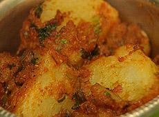 Ziemniaki z kminem i chili
