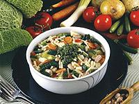 Warzywna zupa z Genui