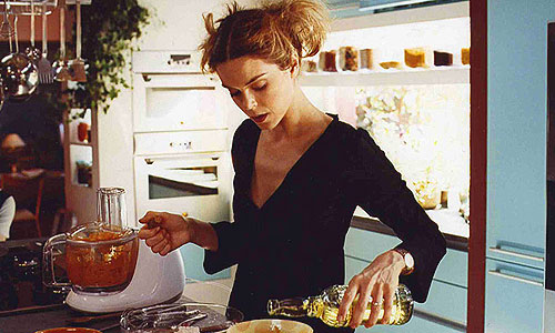 Julie gotuje