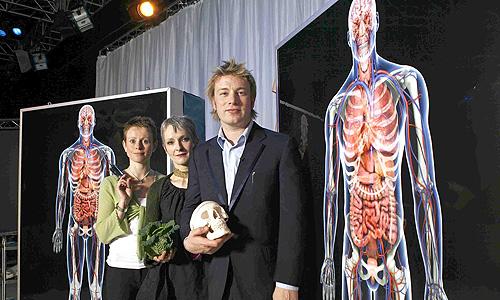 Jamie Oliver: Jak jeść i przeżyć