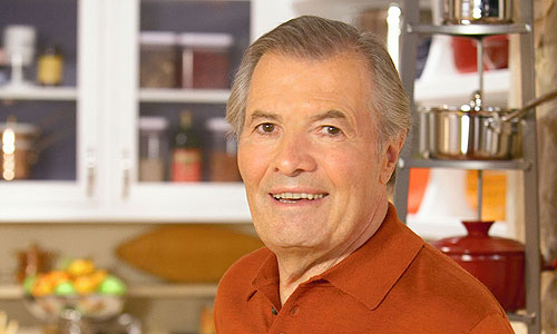 Jacques Pepin: Nowe dania na szybko