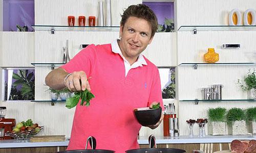 Sobota w kuchni z Jamesem