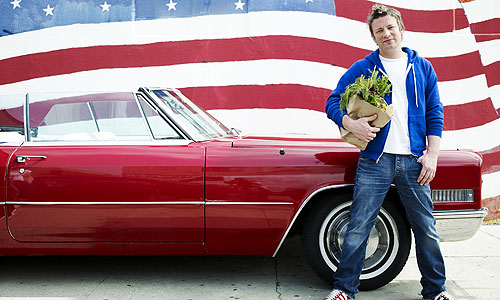 Jamie przemierza Amerykę