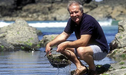 Rick Stein i owoce morza