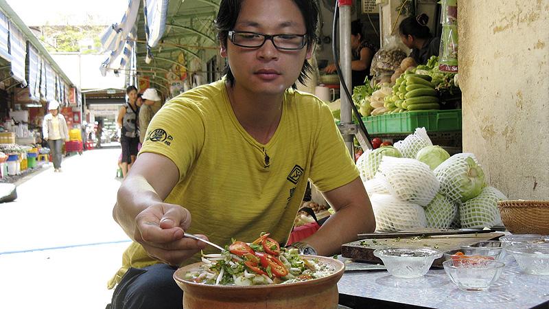Luke Nguyen w Wietnamie