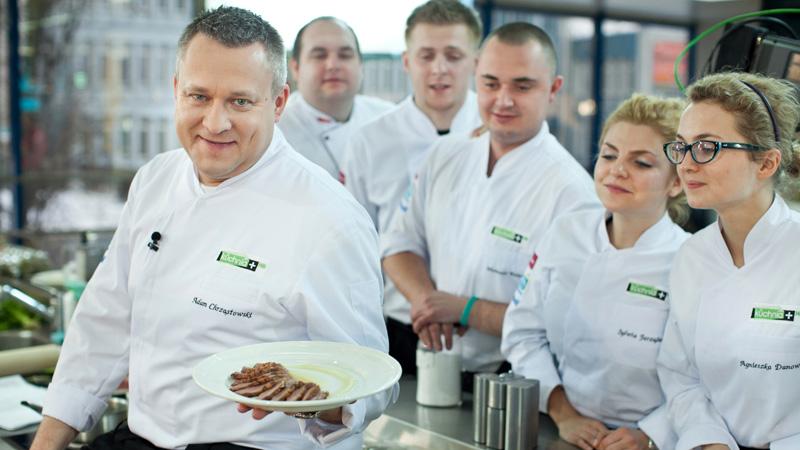 Warsztaty smaku kuchni+: kuchnia polska z Adamem Chrząstowskim