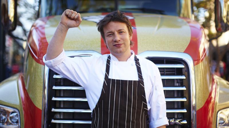 Żywieniowa rewolucja Jamiego Olivera 2