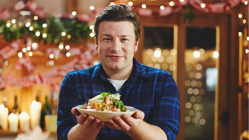 Jamie Oliver: najpiękniejszy jest koniec roku