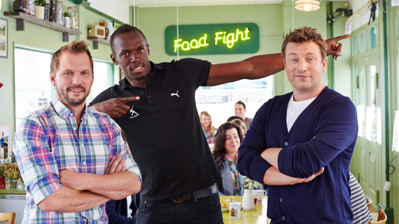 Jamie & Jimmy's Food Fight Club 2