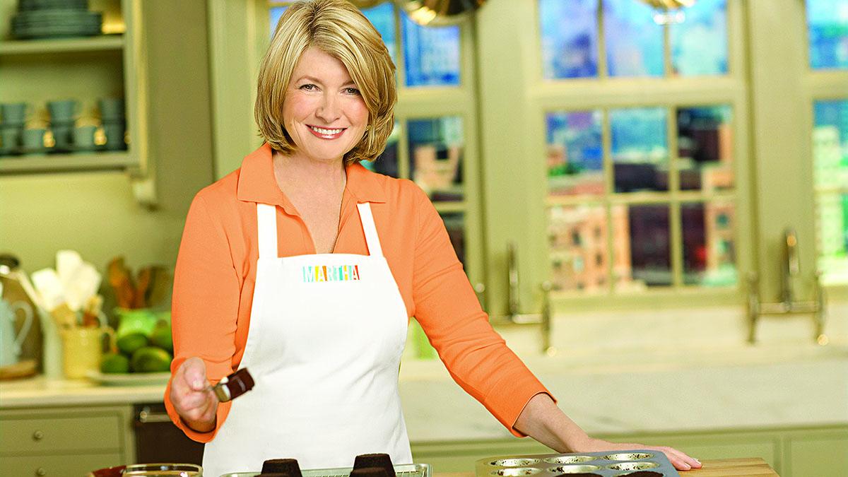 Szkoła gotowania Marthy Stewart 3