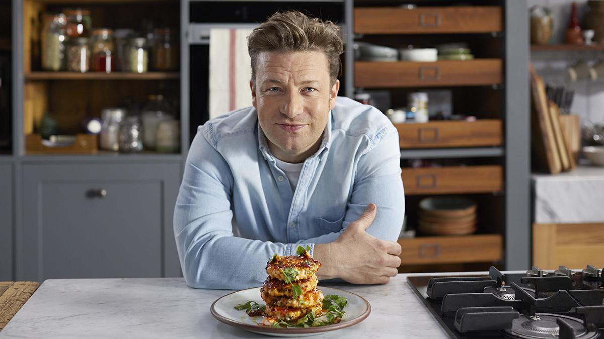 Jamie Oliver: 5 składników