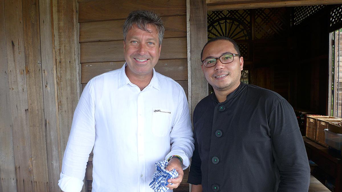Kulinarne odkrycia Johna Torode - Malezja