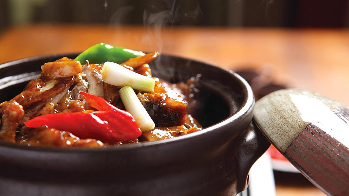 Kuchnia chińska z Konfucjuszem 2