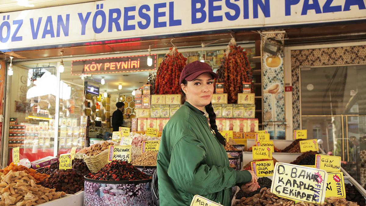 Sara w Stambule 2