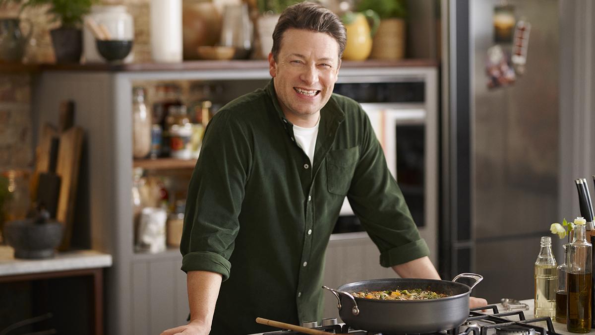 Zostań w domu, gotuj z Jamiem