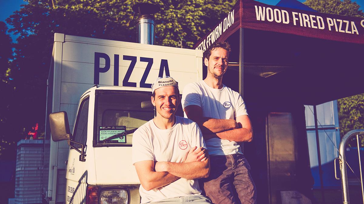 Pizza w Parmie